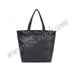 дамска чанта - CH003M - черна